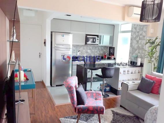 Lindo Apartamento Com Suíte E 2 Vagas ! - Mc7394