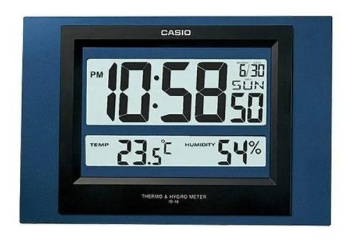 Reloj Digital Casio Original De Pared