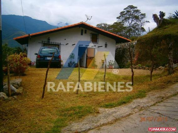 Casas En Venta, La Mucuy Alta