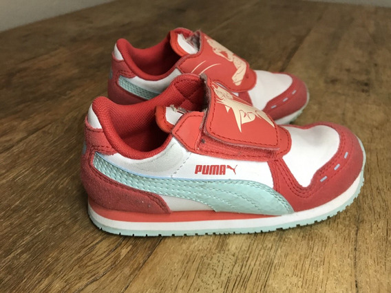 Tenis Puma Cabara Race Menina Tom And Jerry Kinder Fit