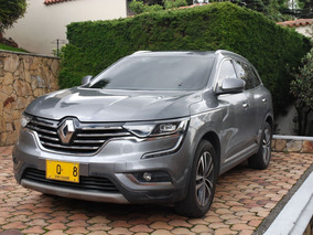 Renault Koleos Intens 2018 Version Lujo