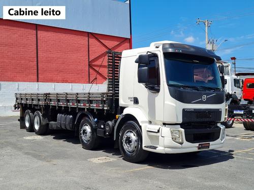 Volvo Vm 330 Ishift Leito 8x2 Bitruck Ar Condicionad