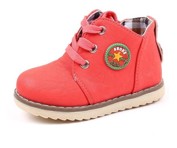 Botas Bebe Invierno Chico Chica Calzado Zapatos Niño Niña