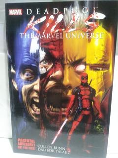 Comic Deadpool Kills The Marvel Universe