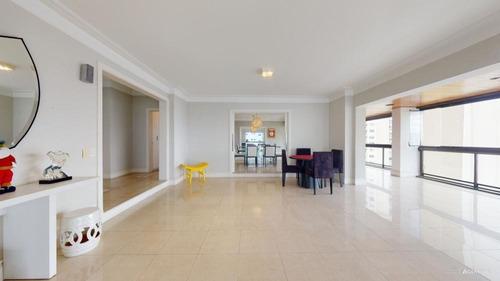 Imagem 1 de 30 de Apartamento Para Venda Com 374 M² | Vila Mariana| São Paulo Sp - Ap423693v