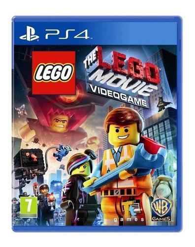 Imagen 1 de 5 de The Lego Movie Videogame Formato Físico Ps4 Original