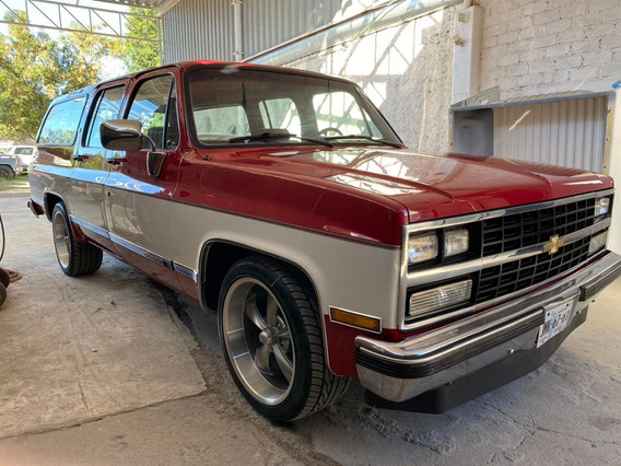 Suburban 1989 Impecable