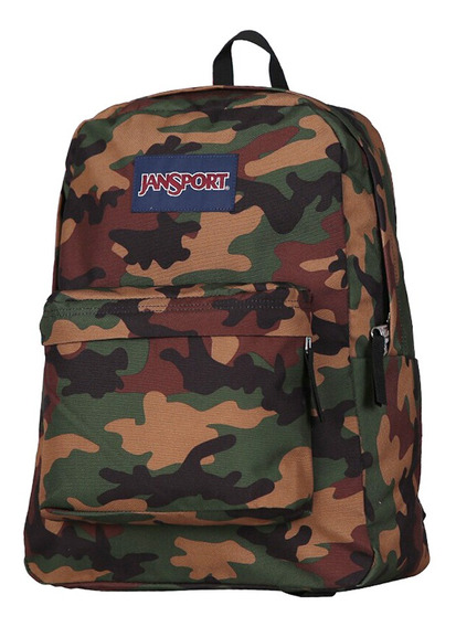 Mochila Jansport Moda Superbreak Mi/be