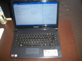 Notebook Megaware 1.0 Ghz-3 Giga Ram -hd 500gb - Tela 14 Led