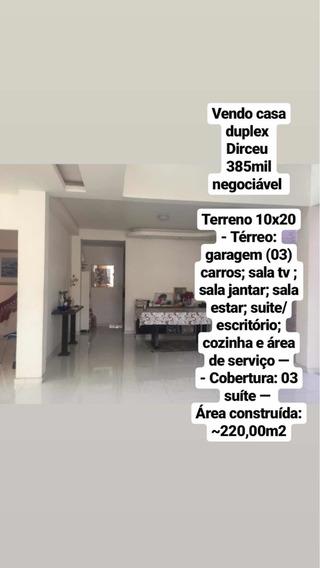 Vendo Casa No Dirceu 2, Teresina