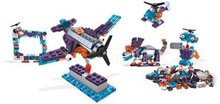 Mega Construx Invenciones Espacio Set Ladrillo De Construcci