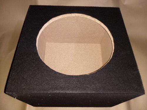 Cajon Caja Bafle Para Woofer 10  Extra Chato Reforzado