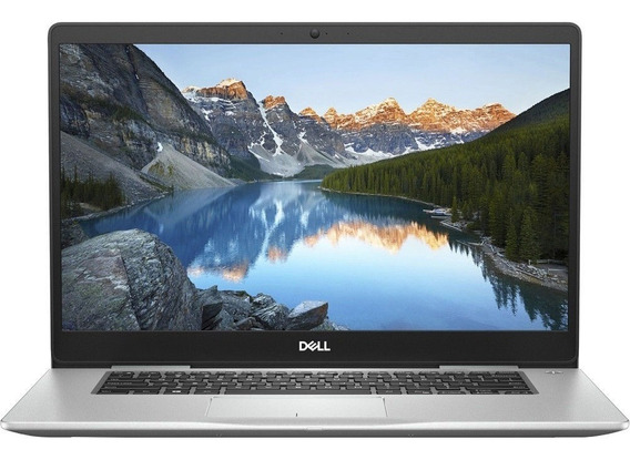 Novo Dell Inspiron 7000 Alumínio Core I7 16gb 256 Ssd M2 + 1 Tera Nvidia Dedicada Mx130 4gb 15,6 Touchscreen Full Hd Ips