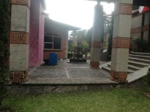 Hermosa Casa En Venta Con 3900m2 De Superficie Ubicada En Santa Anita Huiloac