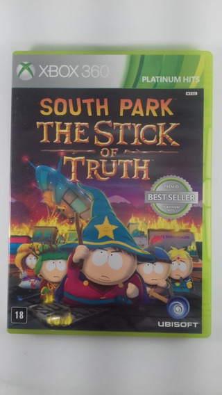 South Park The Stick Of Truth Xbox 360 Mídia Física