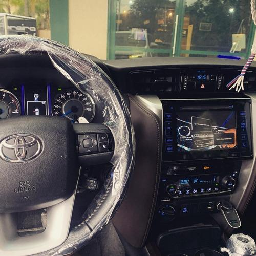 Imagem 1 de 2 de Toyota Corolla 2015-2018 Desbloqueio Do  Dvd /tv