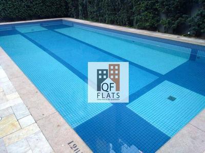 Flat Residencial Para Locação, Bela Vista, São Paulo. - Fl1781