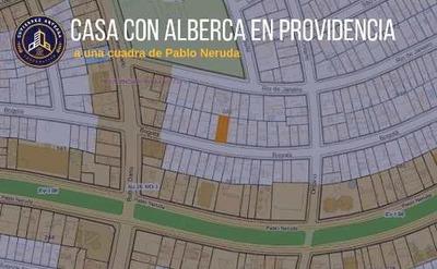 Casa Con Alberca En Providencia