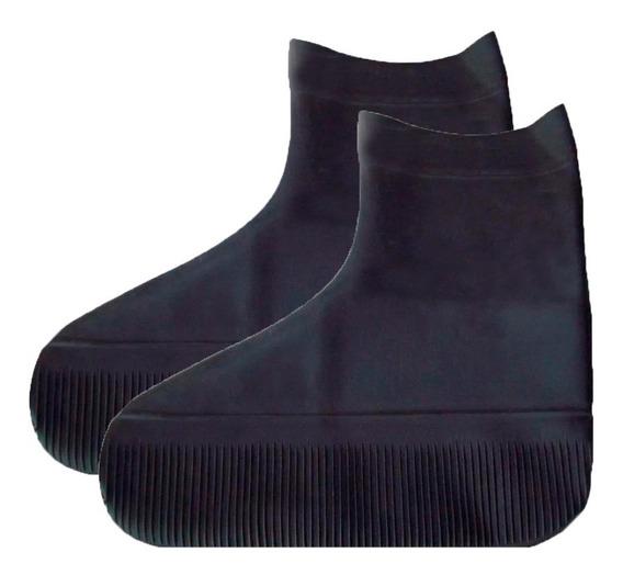 Galochas Delta Cubre Calzado Impermeable Lluvia