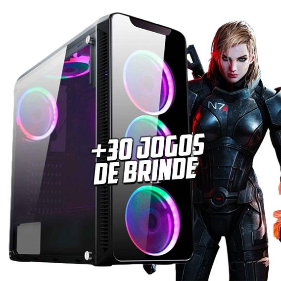Pc Gamer Edição Cpu Intel I7 7700 8gb 1tb Ssd Gtx 1050 Top