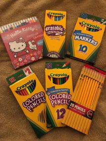 Colores Crayola / Lápices /crayones