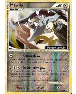 Mawile - Metal Foil - 56/90 Holográfica - Pokemon Card Game