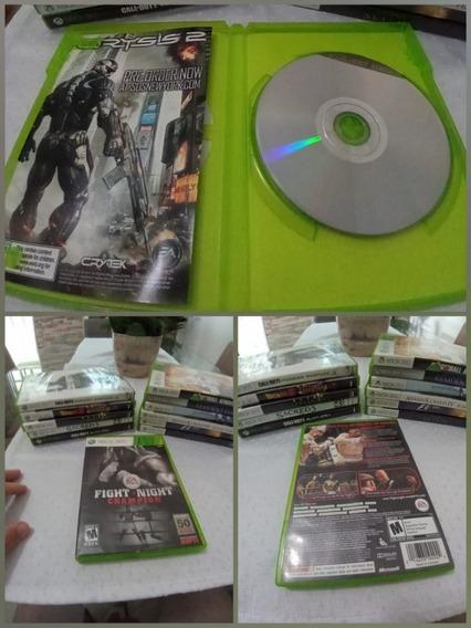 Games Jogos Fight Night Champion Xbox 360 Original