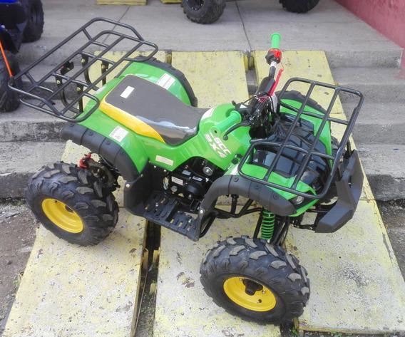Cuatrimoto Atv 125cc Automatica Con Reversa Nueva 2020