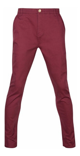 Pantalon Vestir Spike Gabardina Chupin- Quality Import Usa