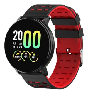 Reloj Inteligente Smartwatch Zafira D19 Cuotas Sin Interes