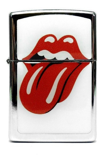 Isqueiro Rolling Stones Modelo 2