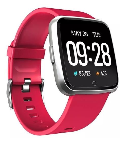 Fralugio Smart Watch Reloj Hombre Y Mujer Sport iPhone 11