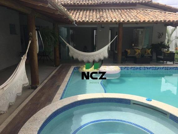Casa Lindíssima Em Eunápolis - Bahia - Ca2972