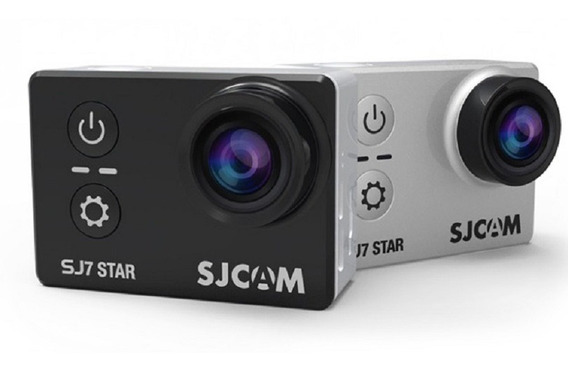 Camera Filmadora 4k Pro Go Sjcam Sj7 Star