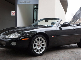 Jaguar Xkr Convertible 4.0l Superchargued 2001 70.000 Kms