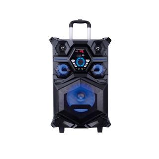 Parlante Bafle Potenciado Excess 10 Portátil Bluetooth Mic