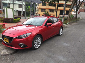 Mazda 3 Grand Touring Modelo 2017 Unico Dueño