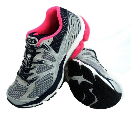 Zapatillas Fila Energized Pad Ultra Running Mujer Eezap
