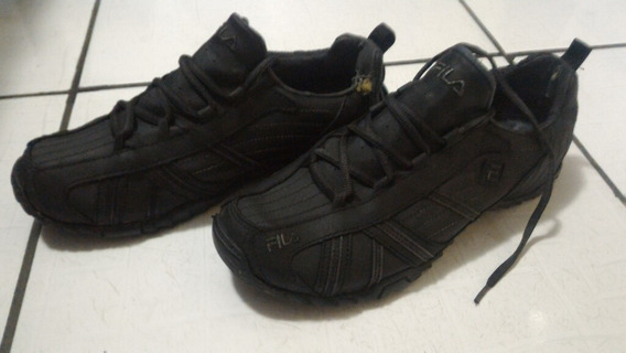 Tenis Fila Slant Force Original Usado