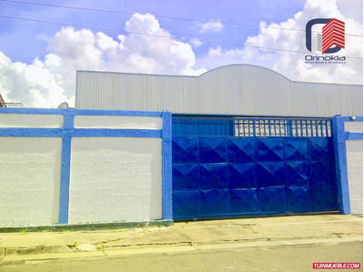 Galpon En Venta En La Zona Industrial 321 De Puerto Ordaz