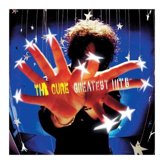 Lp The Cure Greatest Hits - Vinil Duplo (2lp 180g) - Novo