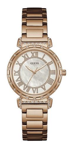 Relógio Guess Feminino Analógico Rosê 92621lpgdra2 W0831l2