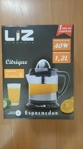 Espremedor Liz Citrique Pr40w 127v! Novo!