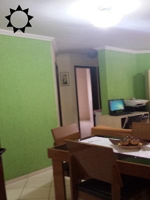 Apartamento Residencial Em Osasco - Sp, Jardim Padroeira - Ap08499