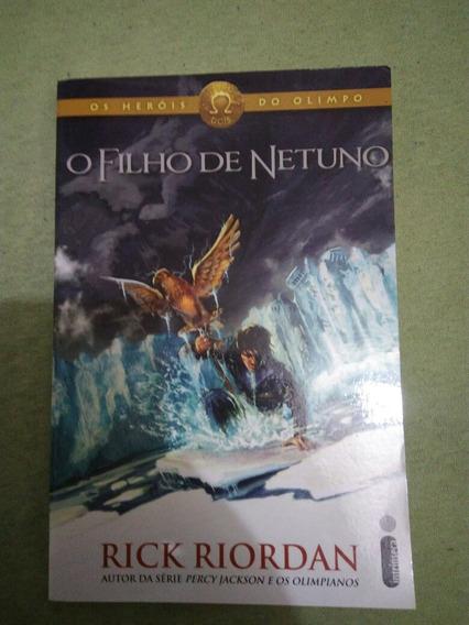 Livros Percy Jackson 2,3 E 4