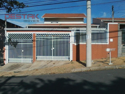 Ref.: 2129 - Casa Em Campinas Para Venda - V2129