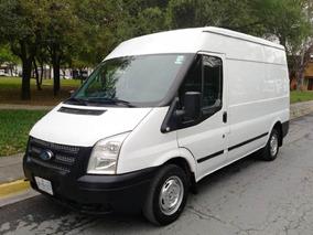 Ford Transit Carga 4p Van Larga Diesel A/a