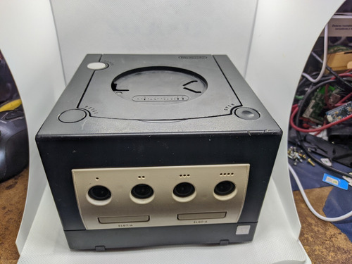 Nintendo Gamecube Chip Xeno Y Sd2sp2 Ba