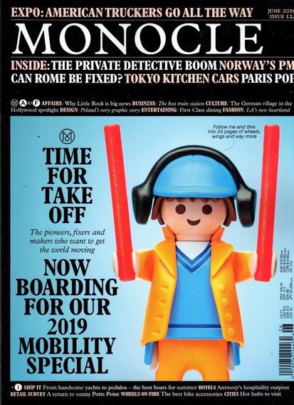 Monocle - Revista Portátil De Negocios & Design Global