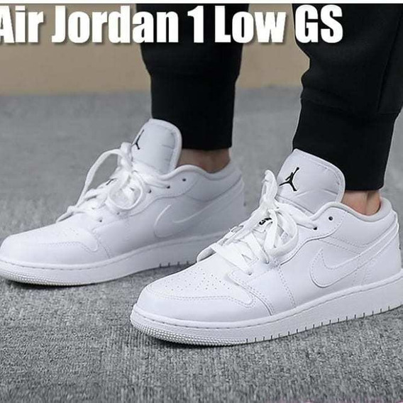 Zapatillas Air Jordan 1 Low (gs)